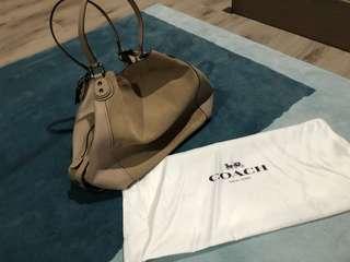 Coach Shoulder Bag Large (Brown)