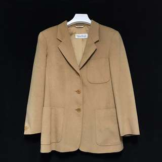 MAX MARA Camel Over-coat