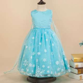 Kidz frozen princess dress