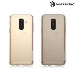 Galaxy A6 Plus 2018 SM-A6050 NILLKIN 本色 保護軟套 手機軟殼Case 0729A