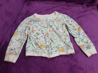 Mothercare Floral Cardigan