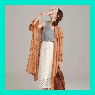🚚 ⭐️免運低價代購6/23⭐️舊品/少女下午茶/穿裙子去美術館。dresseum 從前從前。