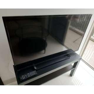 Toshiba TV 40L2400VE