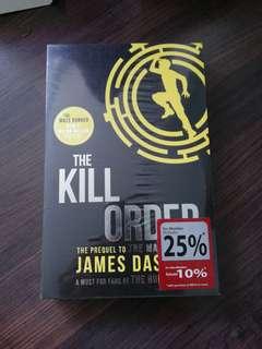 The Kill Order Maze Runner Series