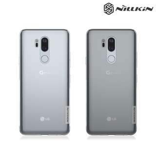 LG G7+ (G7 Plus) ThinQ NILLKIN 本色 保護軟套 手機軟殼Case 0727A