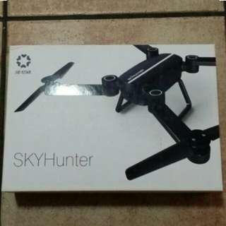 Skyhunter r Drone 可摺疊四軸航拍機,輕便易攜