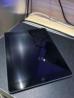 Apple iPad 2 WiFi 16GB (black) #600