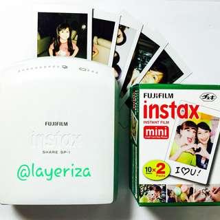 Polaroid Printing Service 💙