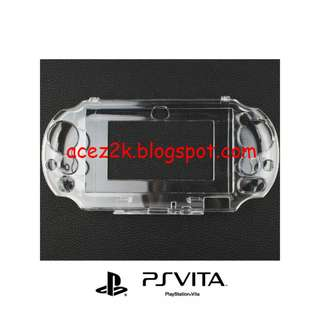 [BNIB] PS Vita PSV 1000 Fat / 2000 Slim Hard Crystal Case (Brand New Boxed)