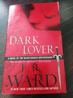 Dark Lover Black Dagger Brotherhood Series