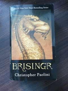 Brisinger Christopher Paolini