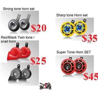 Hella Motorrad/ Sharp Tone / Super Tone /snail horn