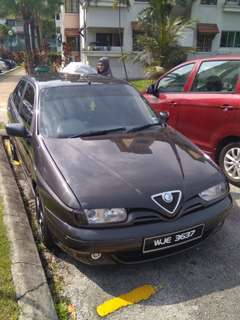 TRADE 2000 Alfa Romeo 146ti 2.0 twinspark Trade or Sale