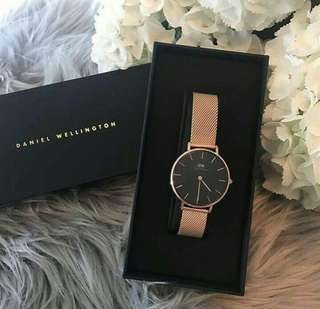Daniel Wellington 💯AUTHENTIC
