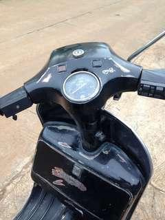 Vespa PX Sport Tahun 84 150cc