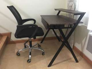 Desk + Office Chair