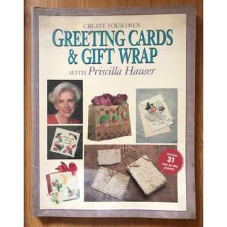 Paperback - Greeting Cards and Gift Wrap