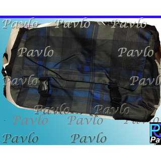messenger bag with siling