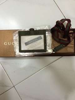 Gucci name tag