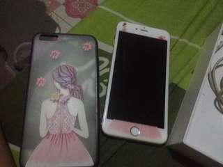 iphone6+16gb globe lte