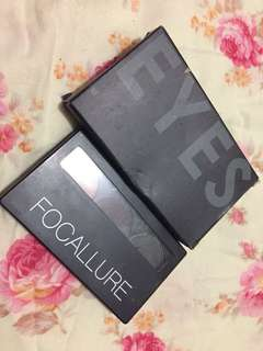 Focallure brows powder