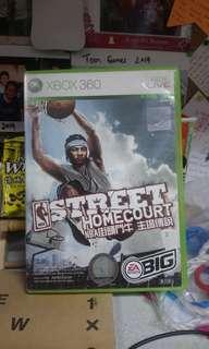 NBA Basketball Street Home Court Xbox 360