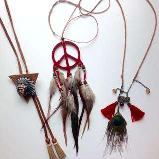 Bohemian Necklace / Kalung Antik