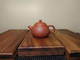 Zisha teapot 红泥心经西施壶