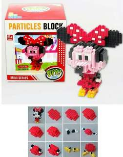 Particles Mini Lego Block