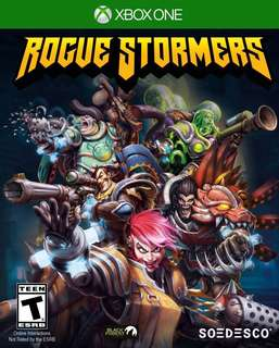 🚚 Rogue Stormers Xbox One