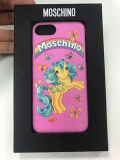 Moschino IPhone 7 case Little Pony