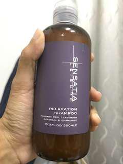 (FREE ONGKIR) Sensatia Botanica Relaxation Shampoo