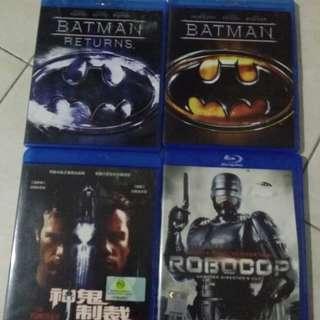 🚚 BluRay Movies