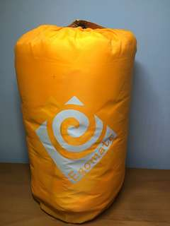 🚚 Auto-Inflatable Sleeping bag and pillow (BN with tag)