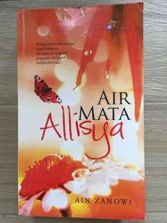 Air Mata Allisya