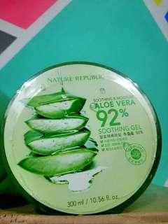 Nature Republic Aloe Vera Original Korea