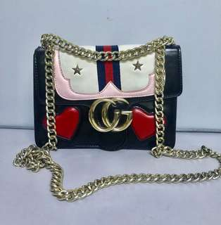 Gucci Chain Bag (Inspired)