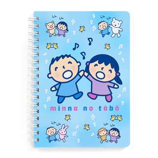 Japan Sanrio Tabo B6 Note (Dance)