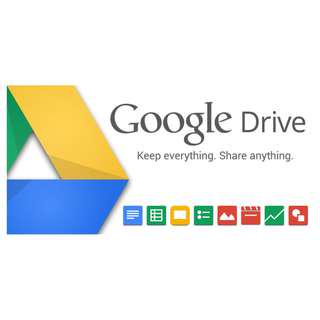 [Unlimited Storage] Google Drive