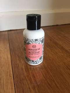 Body Shop Cherry Blossom Body Lotion