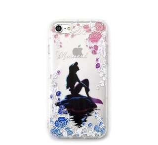 小美人魚手機殼 Iphone7/8適用