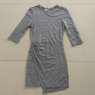 ZARA - Gray Dress