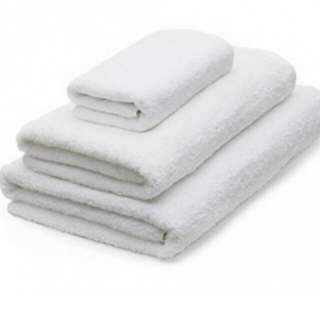 White Towels (from $1)