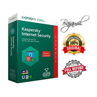 [100% Genuine] Kaspersky