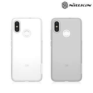 小米8 Xiaomi 8 NILLKIN 本色 保護軟套 手機軟殼Case 0718A