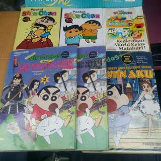 Koleksi shinchan