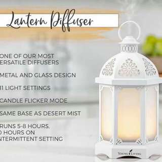 Preorder Lantern Diffuser From USA