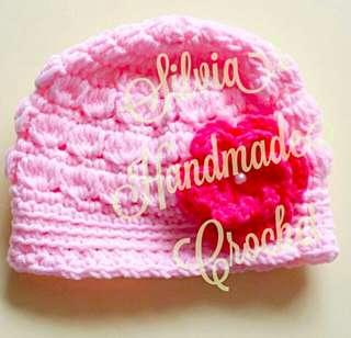 💕 Crochet Baby Hat