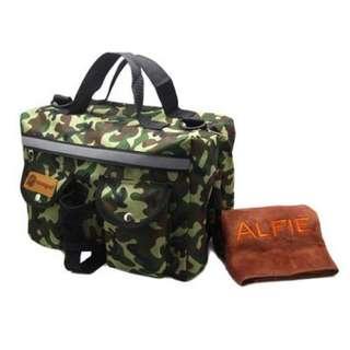 Alfie PET Hudson Dog Pet Carrier Travel Backpack Bag Camouflage