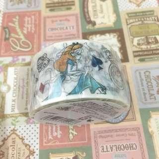 紙膠帶—日本迪士尼 ALICE愛麗絲